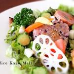 米サラダハウス編【みんなでお昼GO飯!!4】